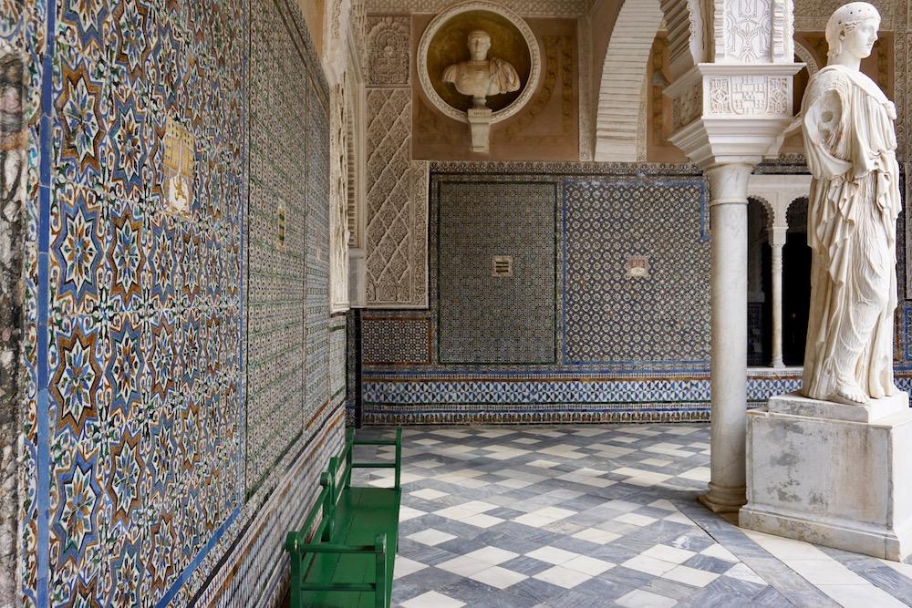 Casa de Pilatos Sevilla Spanje