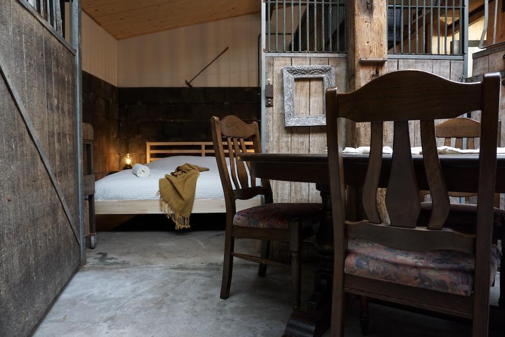 Overnachten in Sprang-Capelle bij CRASH'NSTAY Paardenstal
