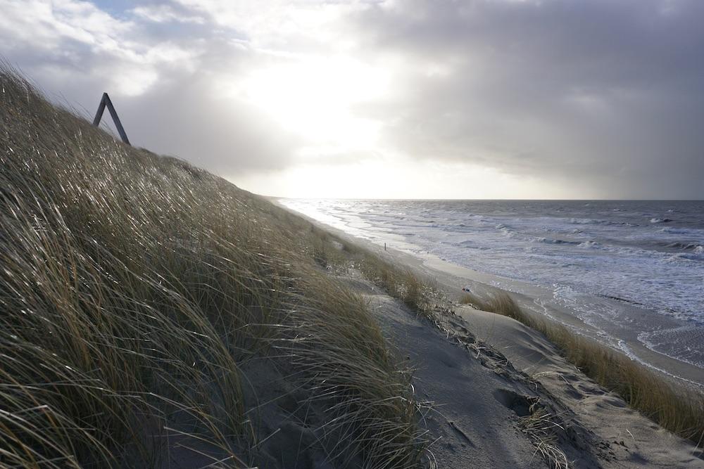 Strandwandeling Zandvoort naar Noordvoort