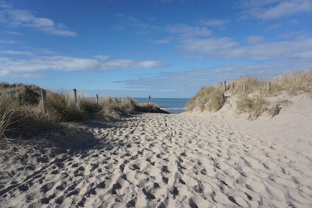 Strand Schoorl aan Zee