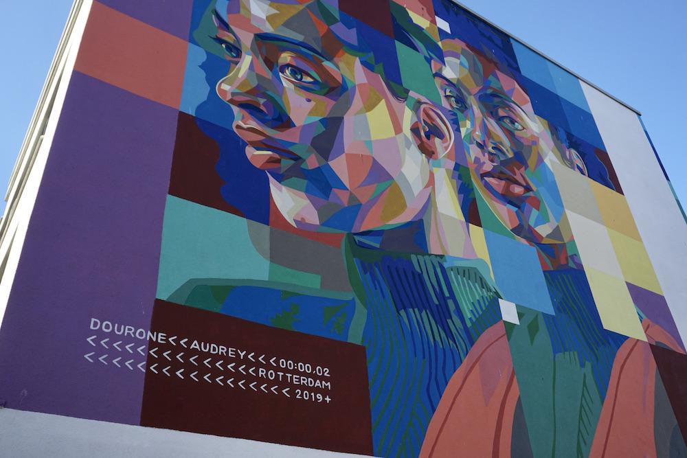 Street art Afrikaanderwijk Rotterdam