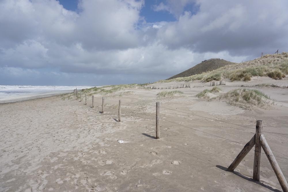 Roadtrip Kop van Noord Holland: Strand Petten aan Zee