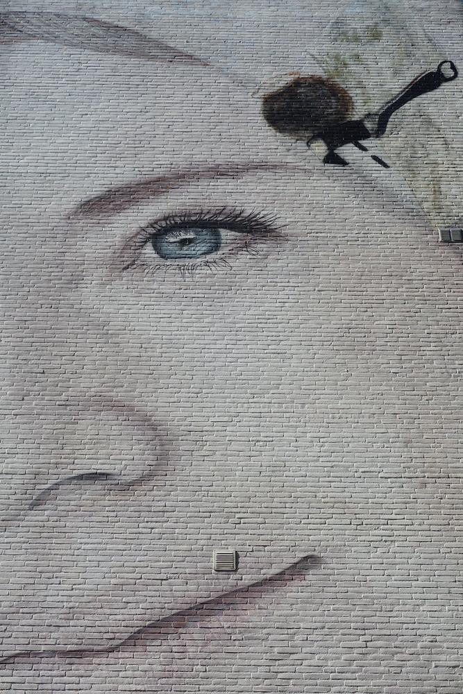 Street art Goes