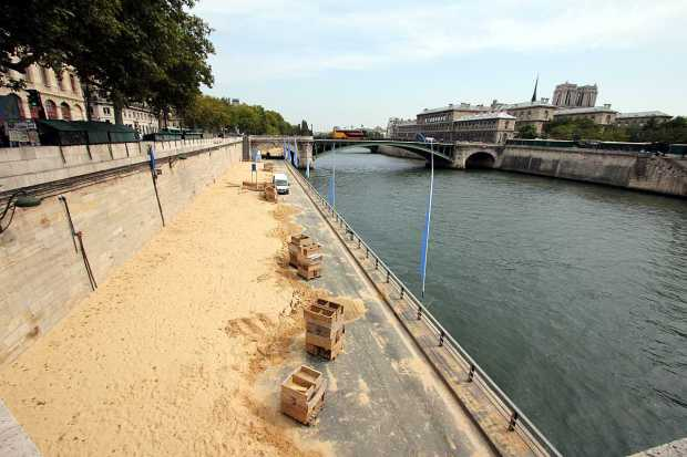 Paris Beach
