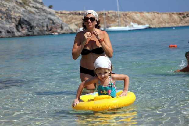 Greek Islands Family Vacation