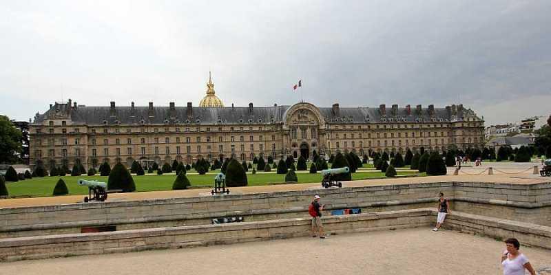 Paris in Three Days: Les Invalides