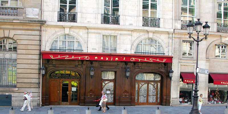 Where to Eat in Paris: Maxim's