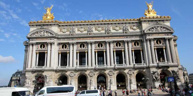 Paris in Three Days: Paris Opera