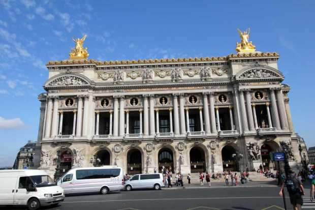 Paris in Three Days: Paris Opera
