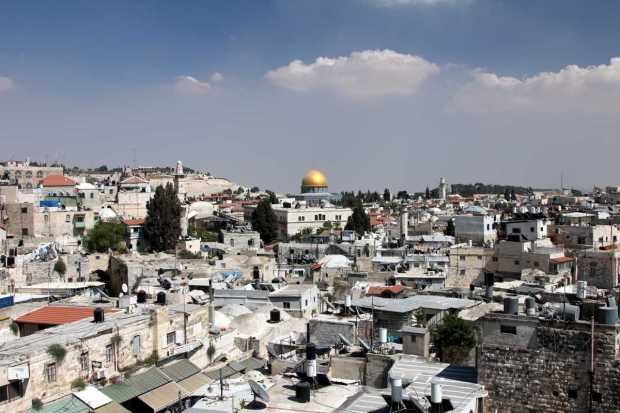 Jerusalem in Three Days: Dome of the Rock