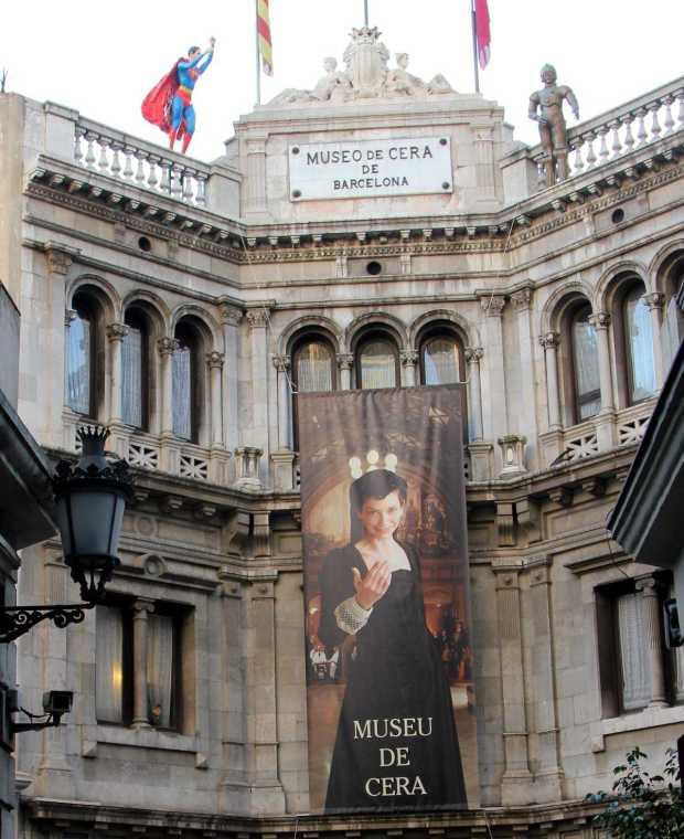 Wax Museum (Museu de Cera), Barcelona