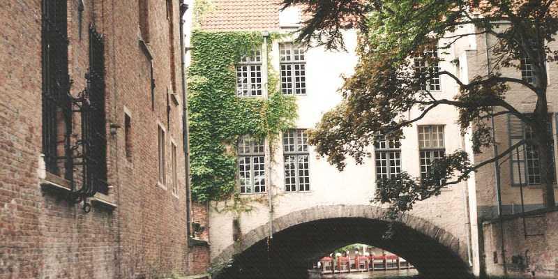 Brugge by Boat, Bruges, Belgium