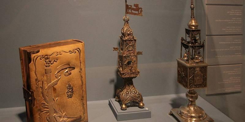 Judaic Art, Mane Katz Museum, Haifa, Israel