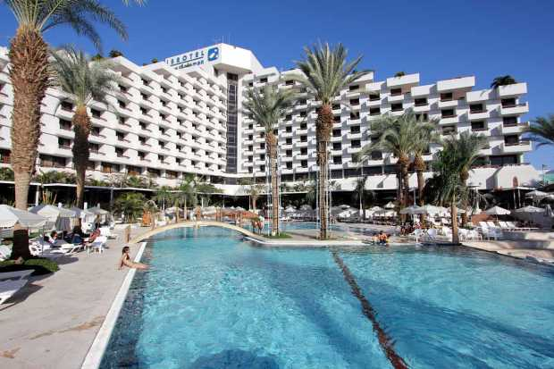 Hotel King Solomon Eilat