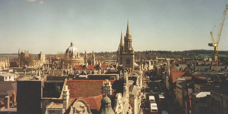 Oxford, Great Britain