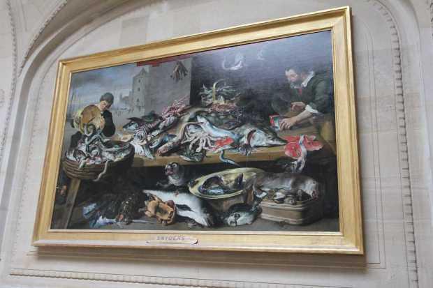 Snyders, Louvre, Paris