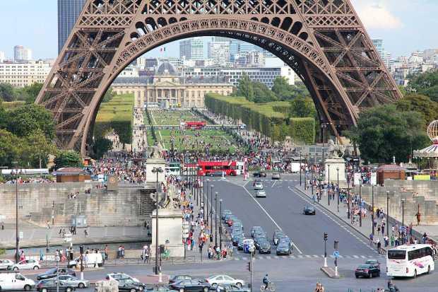 Champ de Mars, Paris