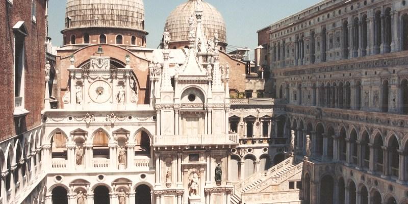 Doge's Palace, Venice, Italy