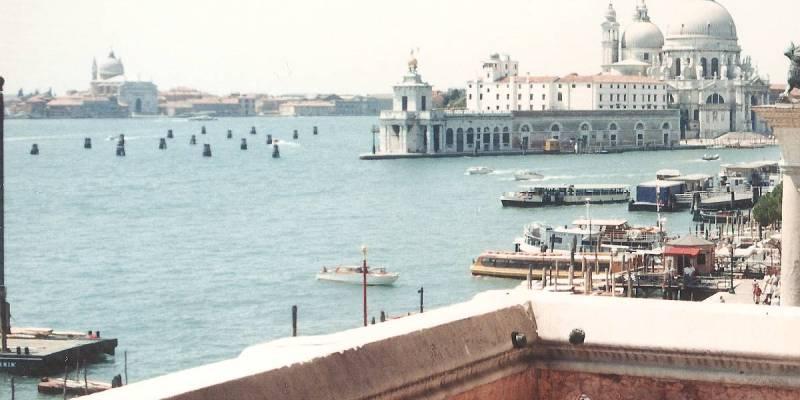 St. Mark's Basin, Venice, Italy