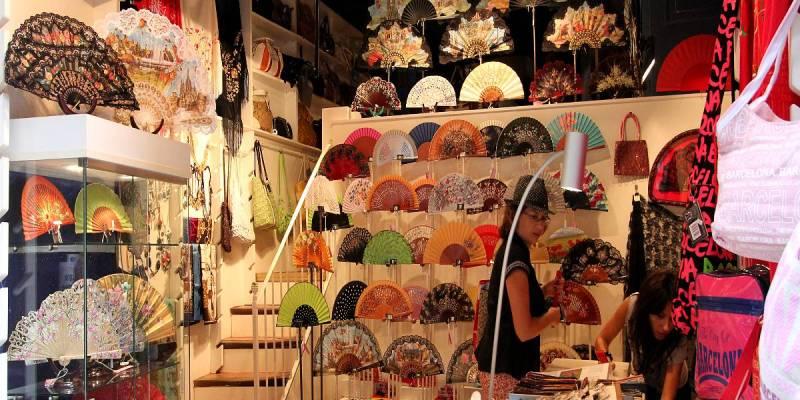 Spanish Souvenirs: Hand Fans
