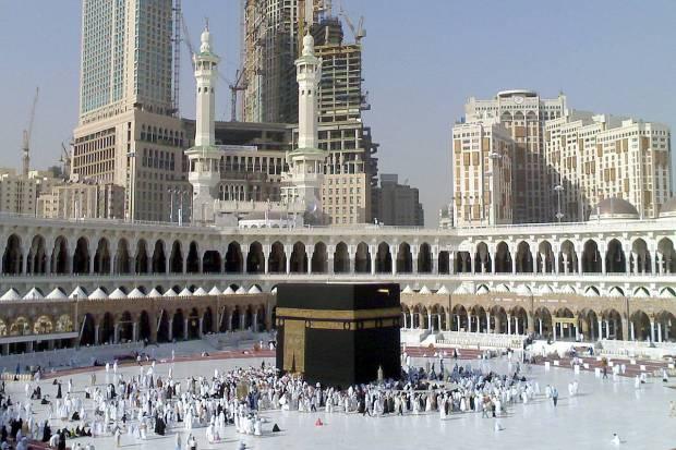 Hajj Celebrations at Mecca