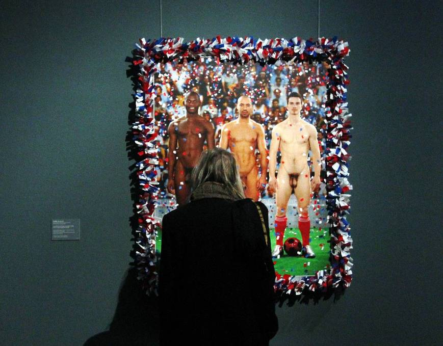 Nude Men, Leopold Museum, Vienna