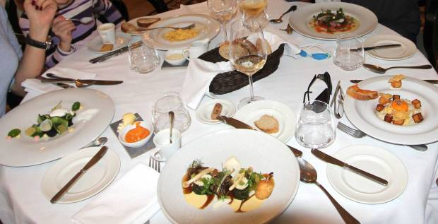 Restaurant Catit, Chef Meir Adoni
