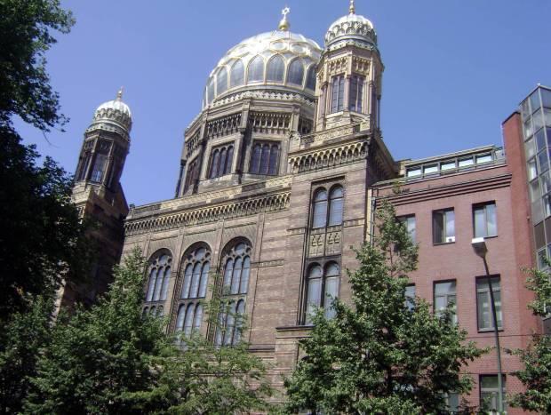 New Synagogue (Neue Synagoge), Berlin
