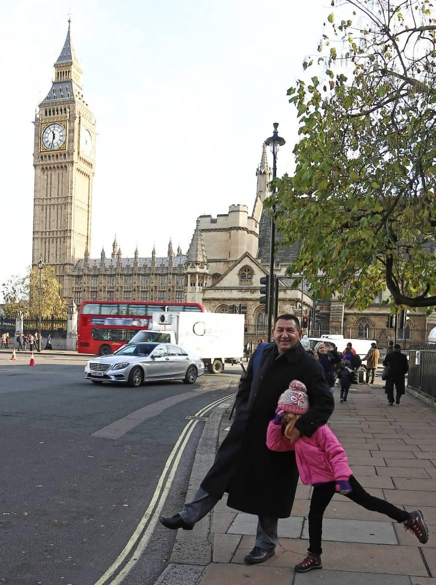 London Vacation