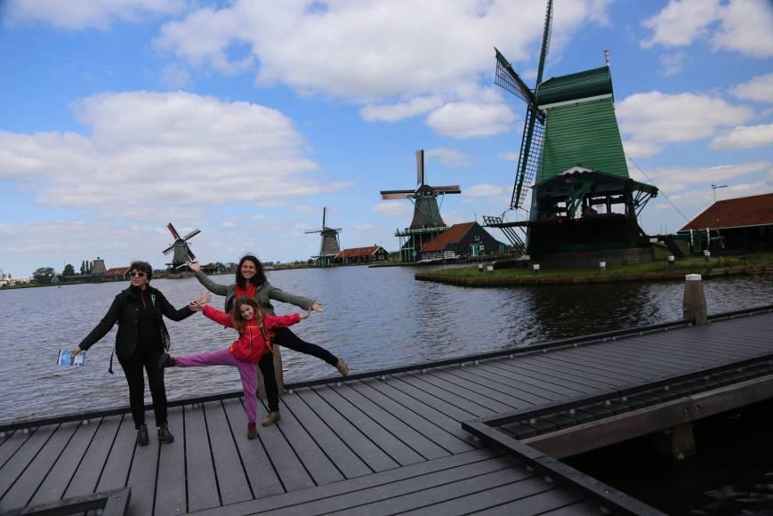 A Day in Zaandam