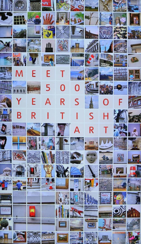 Meet 500 years of British art