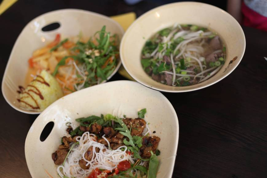 Going Vietnamese in Berlin: Restaurant Madami