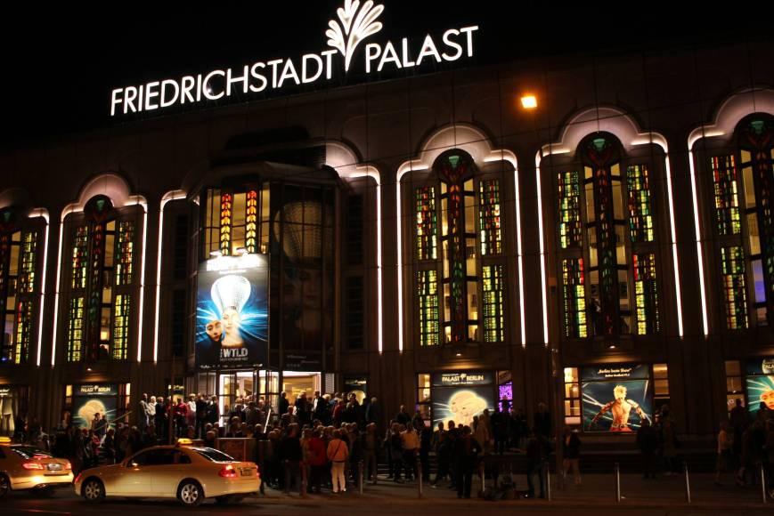 Friedrichstadt-Palast, Berlin