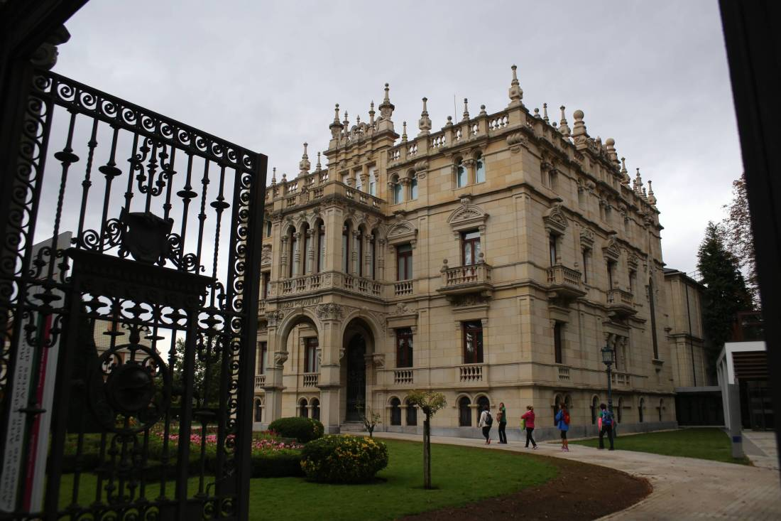 The Museum of Fine Arts of Álava, Vitoria-Gasteiz, Basque Country, Spain