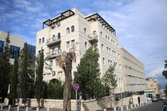 Bay Club Haifa Hotel, Haifa, Israel