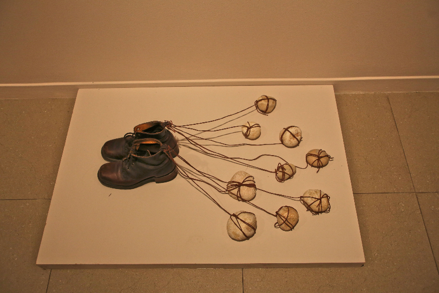 """The Wandering Jew"": Artistic Reflections, Mané-Katz Museum, 19.09.15-28.02.15, Haifa, Israel"