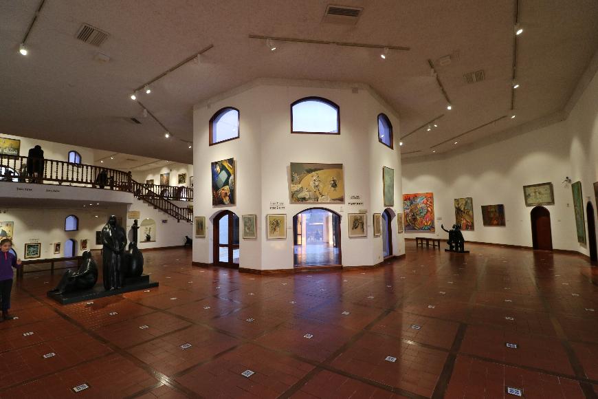 Ralli Museums, Caesarea, Israel