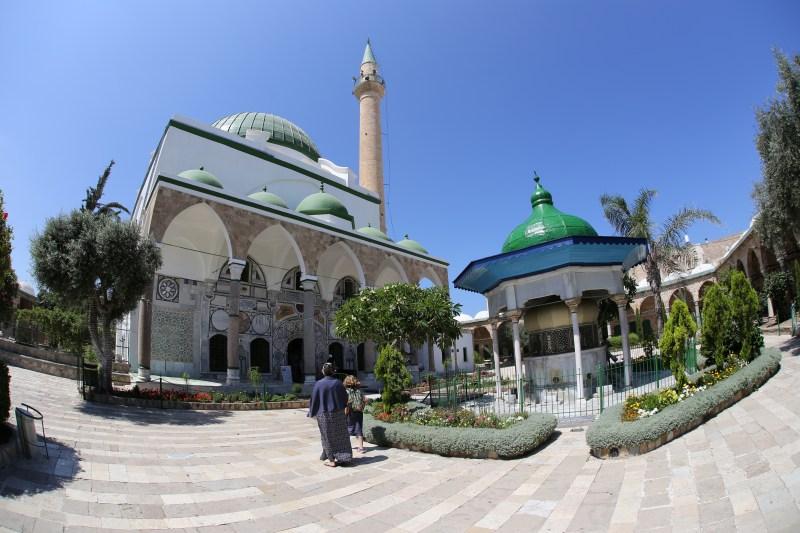 El Jezzar Mosque