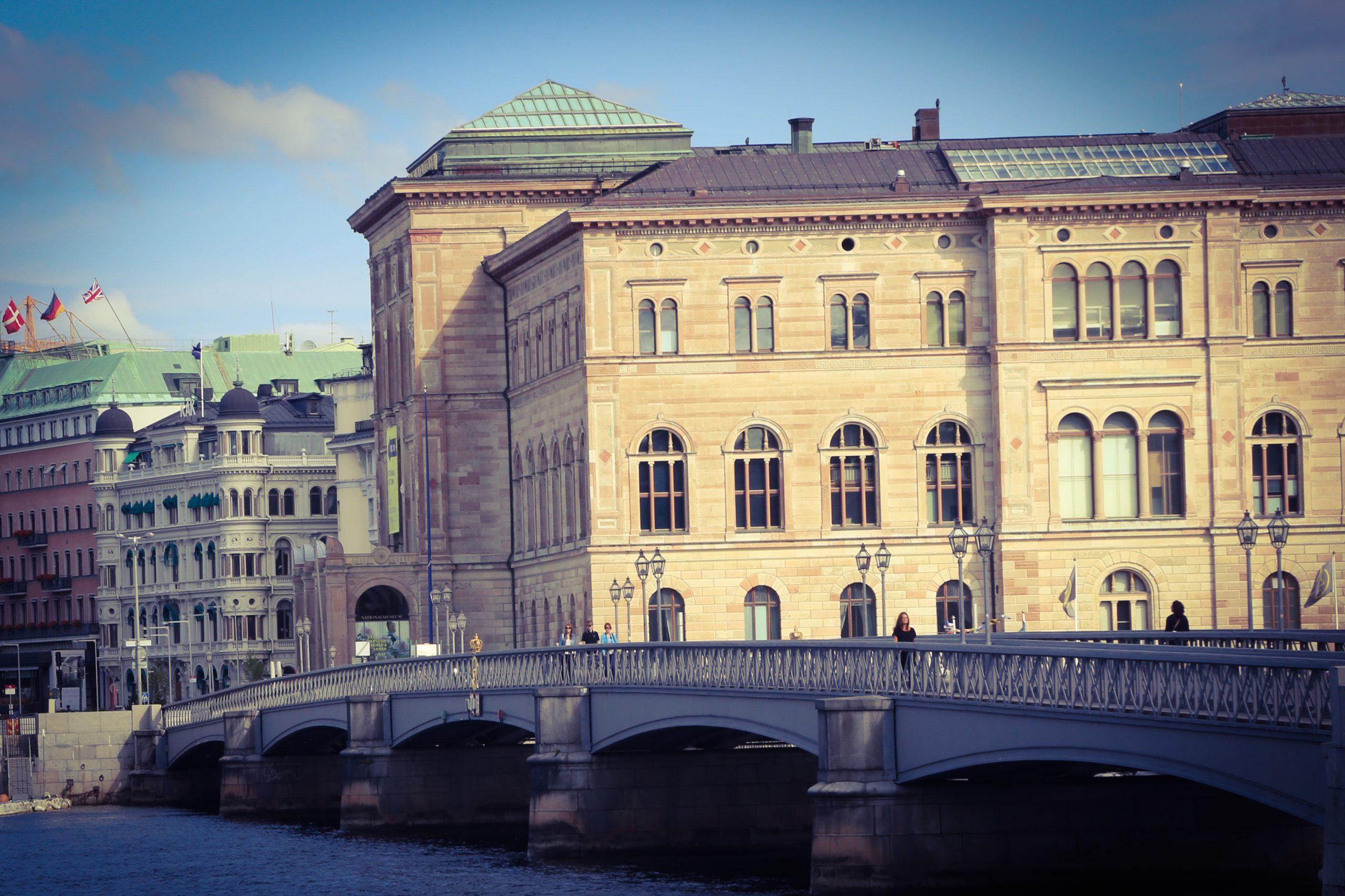 Nationalmuseum, Sweden's premier museum of art and design