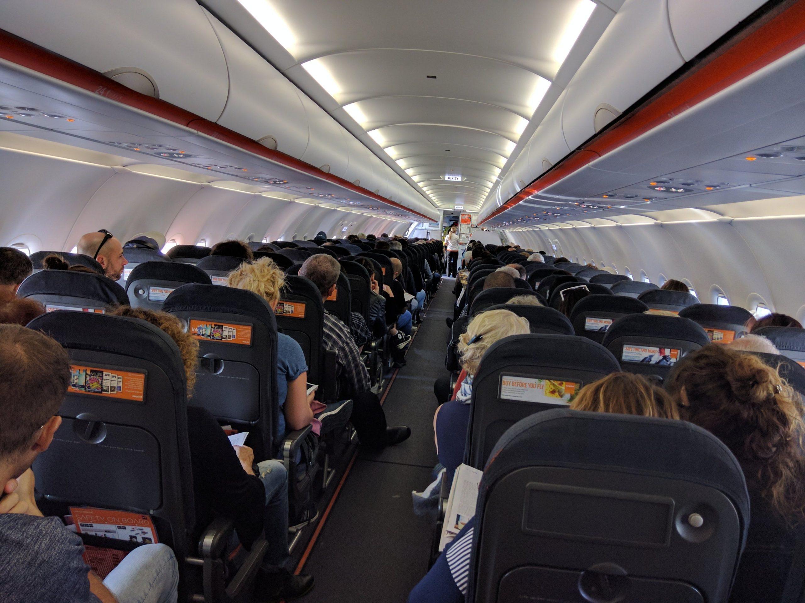 EasyJet Flight