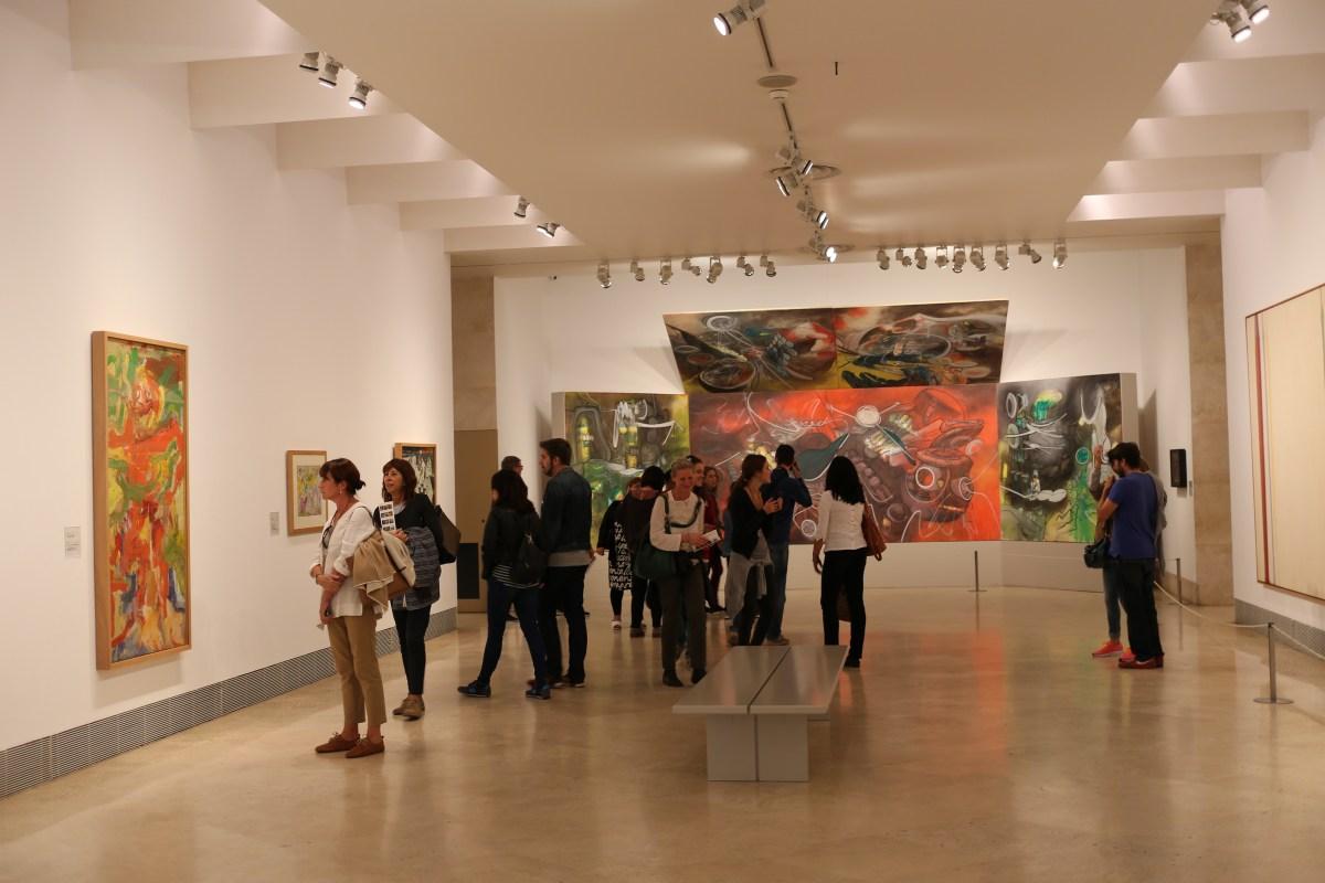 Thyssen Borgemiska Museum, Madrid