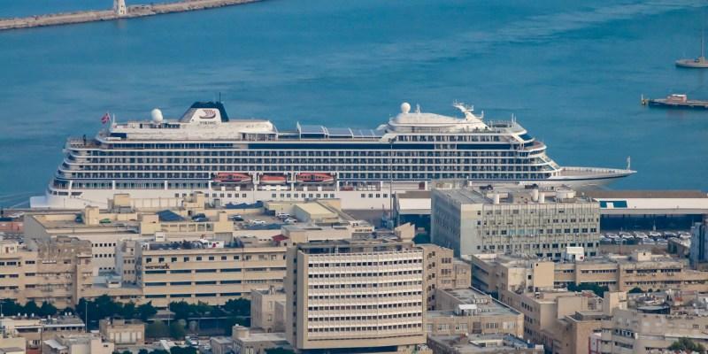 Cruise Ship Viking Sky