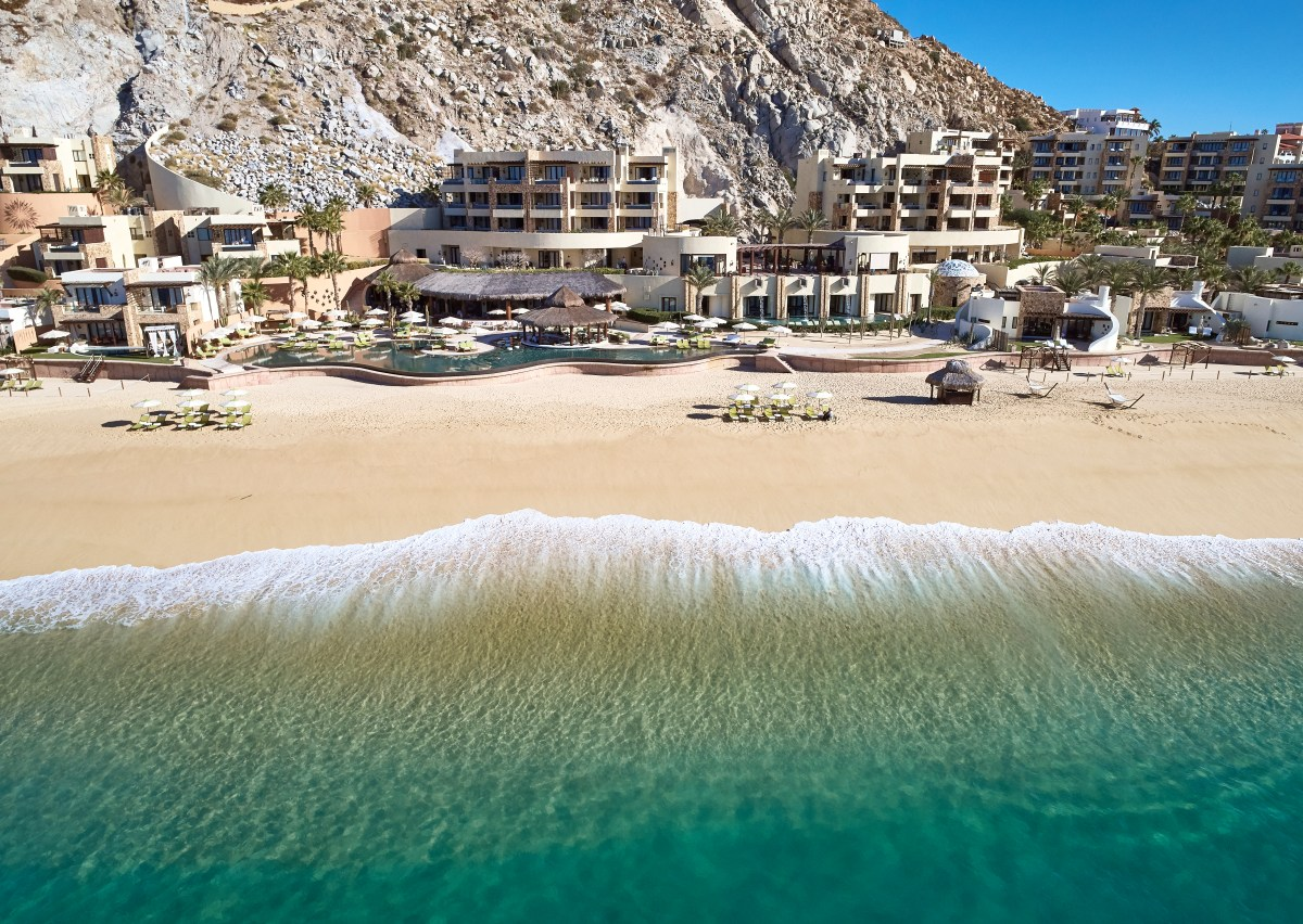 Mexico's number one resort, previously known as The Resort at Pedregal, debuts as a Waldorf Astoria