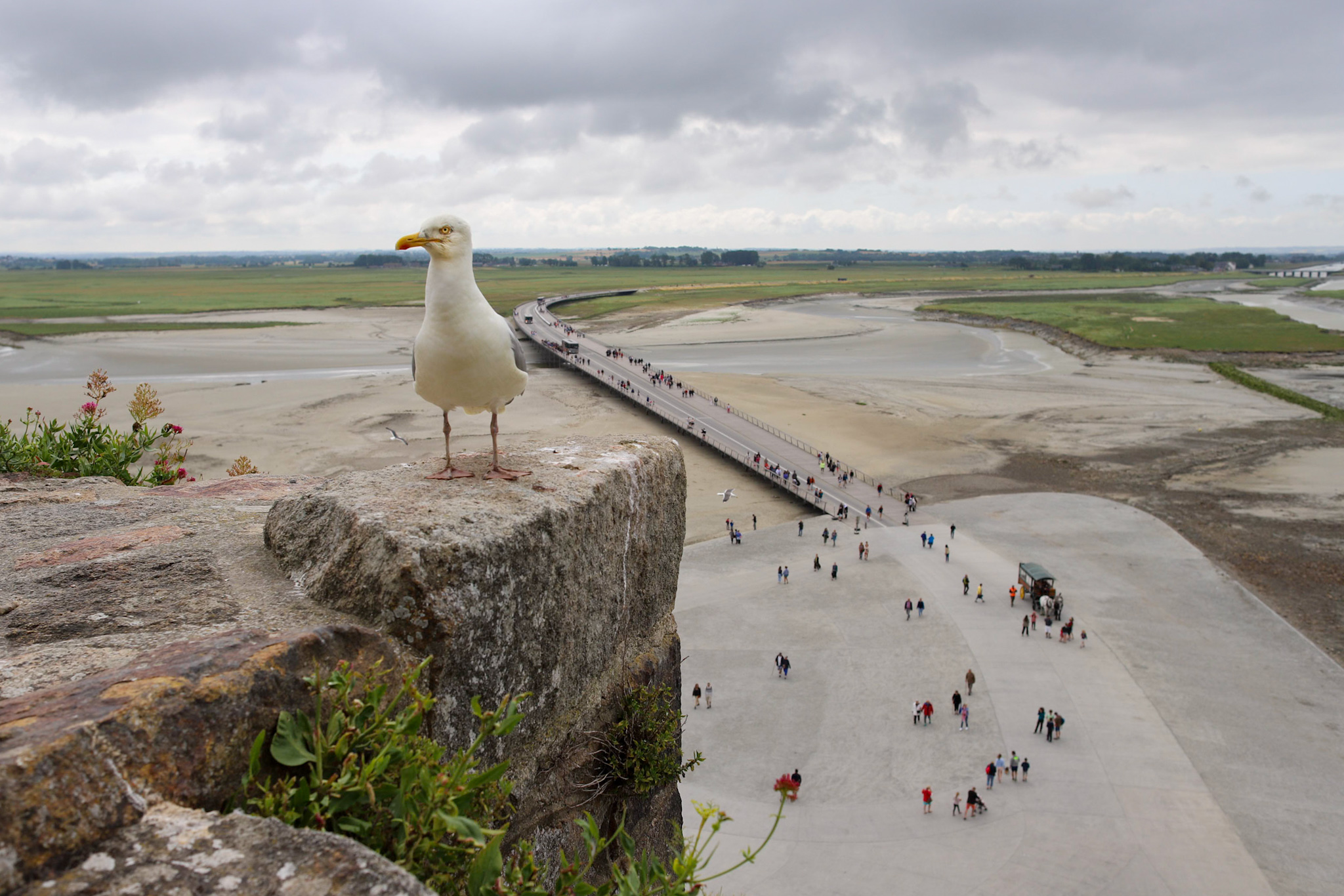 Mont Saint Michel, France – The most visited travel destination in the world