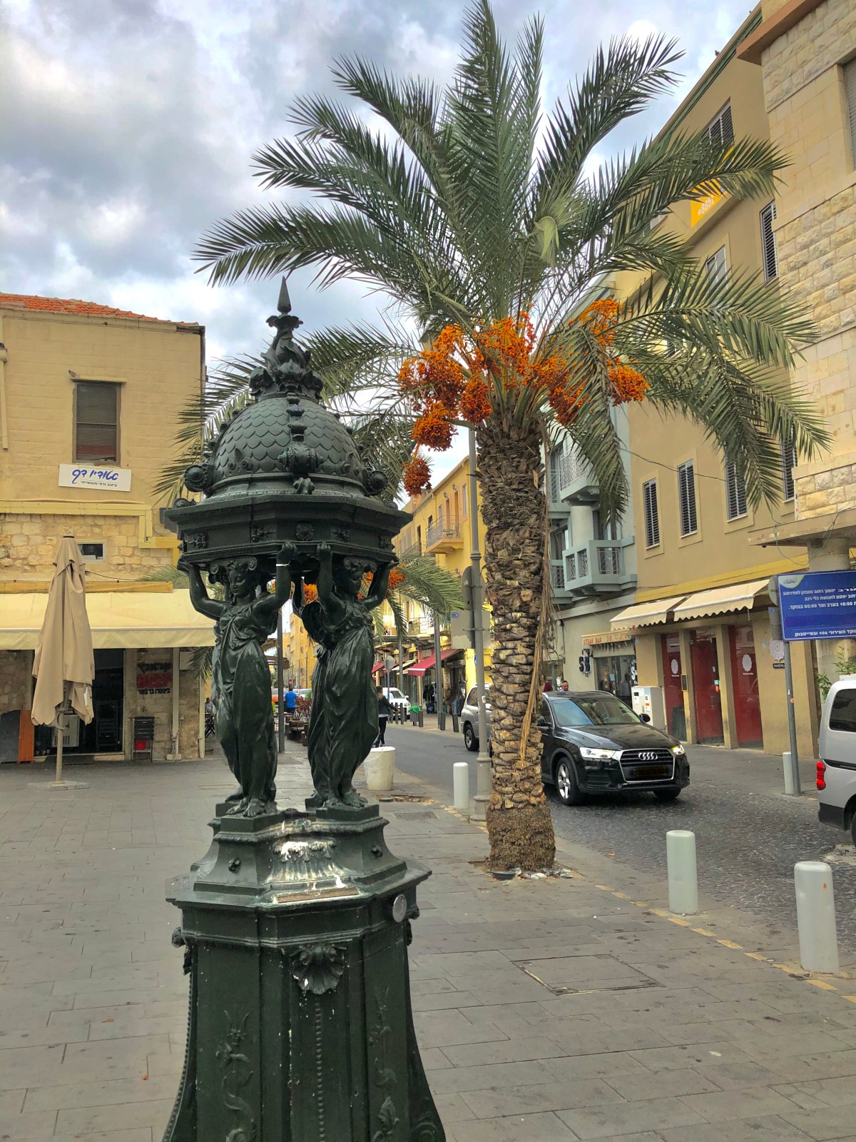 Paris Square, Haifa
