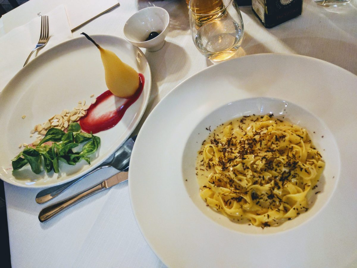 Italian Restaurant La Campana, Krakow, Poland