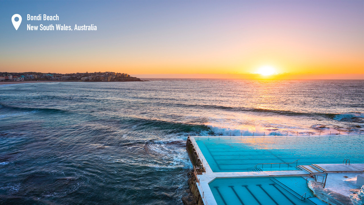 Bondi Icebergs - Credit: Destination NSW