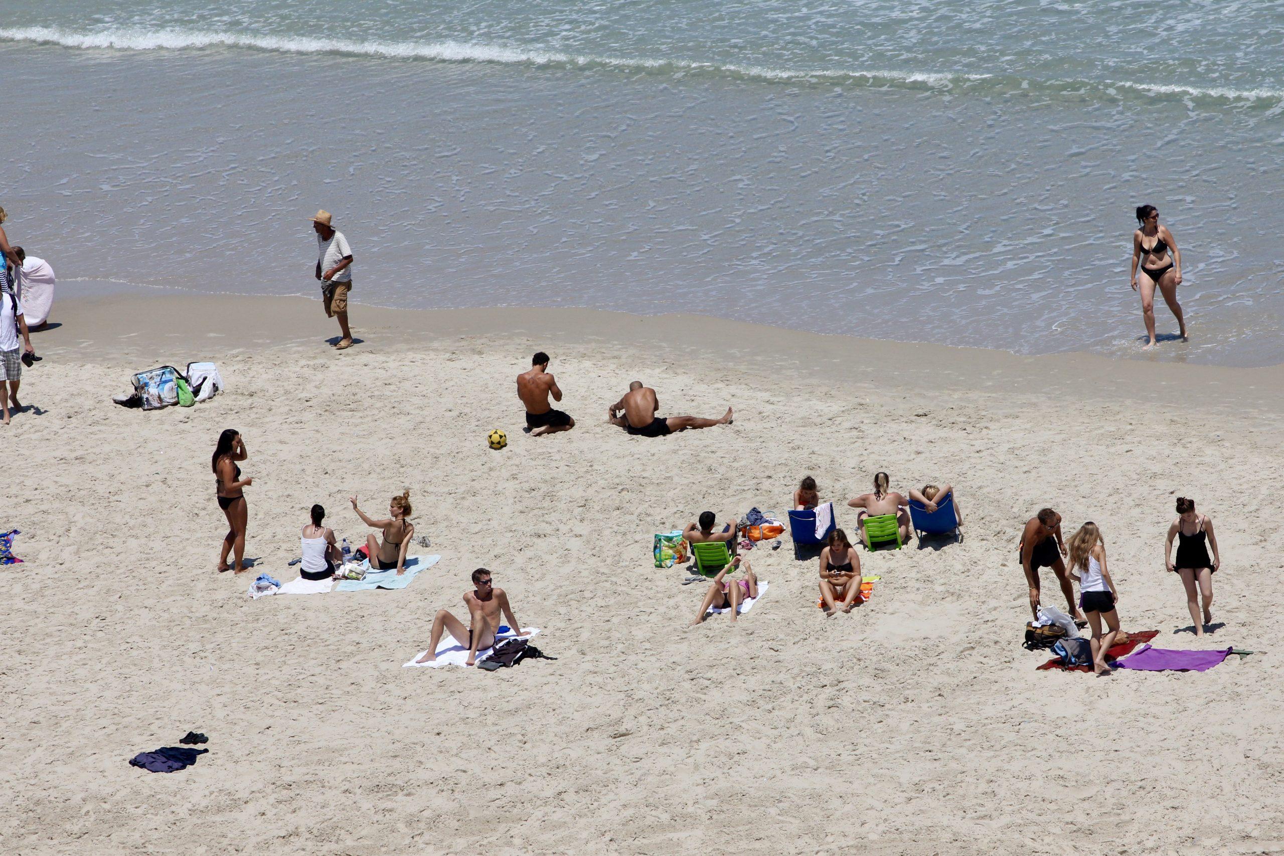 Tel Aviv Beach