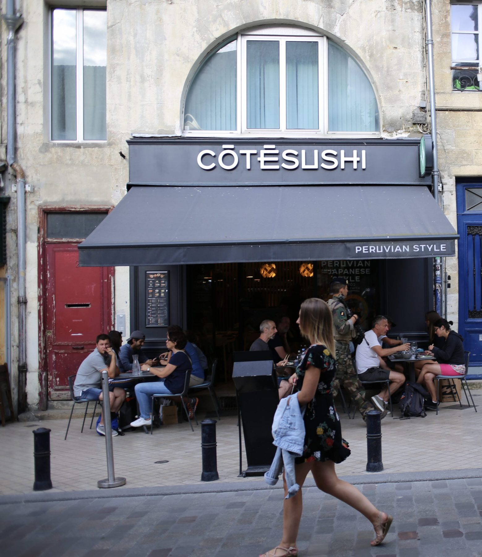 Coté Sushi: Japanese & Peruvian inspiration