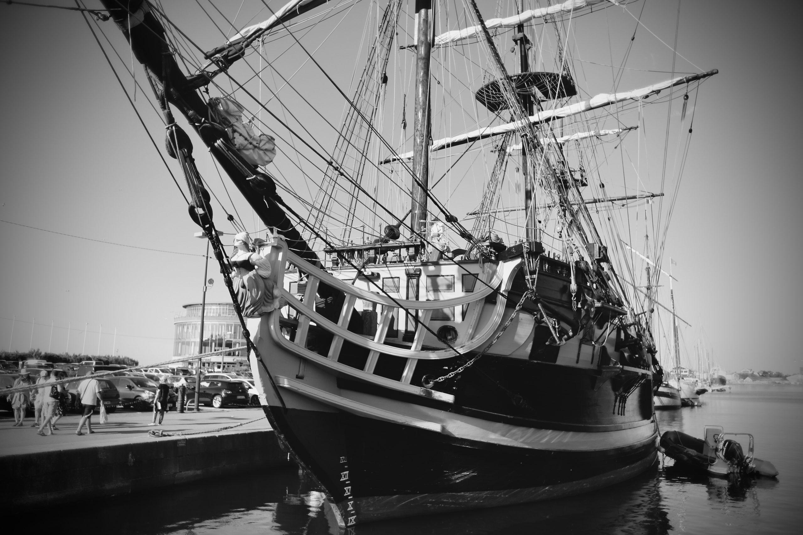 Saint-Malo, the city of pirates